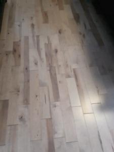 plancher bois franc