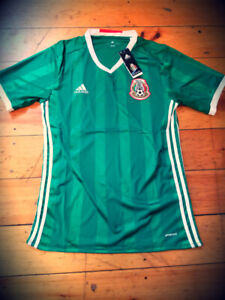 Mexico National TeamJersey - Adidas- Large- New with Adidas Tags