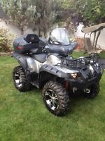 Vtt Yamaha Grizzly 700 Special Edition