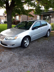 REDUCED!!!!!    2006 Saturn ION Sedan