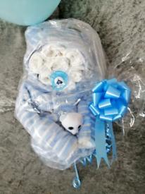 New baby boy gift