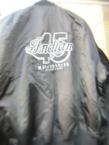 Indian Motorcycle Jacket Coat  Scout 45 New Made in Canada Rare