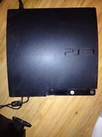 Playstation 3 + 2 controllers and games (Negotiable)