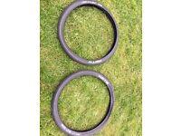 """WTB 25.5"""" Mountain Bike Tyres"""