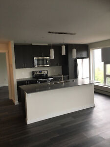 GORGEOUS 2 BED+DEN STAINLESS APLS/HW/STONE COUNTERTOPS