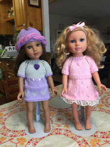 Maplelea, American Girl, OurGeneration, JourneyGirl doll clothes Kitchener / Waterloo Kitchener Area image 2