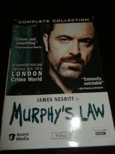 MURPHY'S LAW COMPLETE COLLECTION BOX SERIES