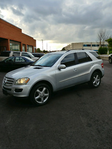 2006 Mercedes Benz ML500 / SOLD