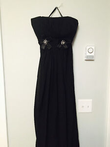 Long Strapless Prom Dress - New With Tags