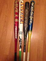 Softball bats