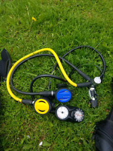 Reduced! Diving Gear