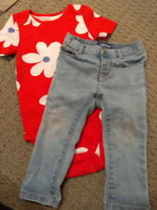 Girl's Clothing - Size 18-24 Month