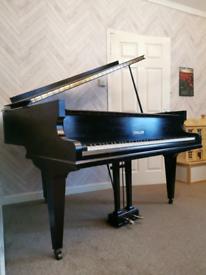 Black Baby Grand Piano Challen of London