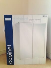 Brand New Bevelled Cabinet from NEXT