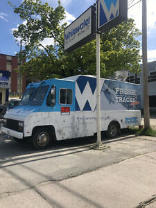 Food Truck for Sale in Nelson, BC