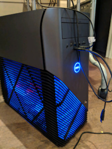 Dell Gaming Tower with exteded warranty. ssd. 1tb. Amd 570