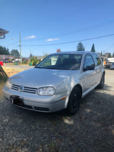 2000 VW Golf - $4000 *Open to offers