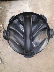 Polypipe UG-445 drainage chamber.480mm diameter.
