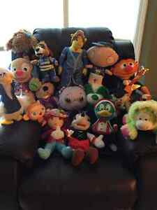 Assortment of Stuffies - 10 for $5.00
