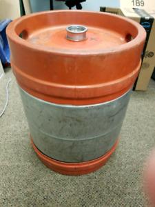 50 litre/13.2 gallon keg for sale