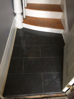 Flooring - laminate/tile/hardwood