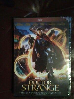 Doctor  Dr  Strange Marvel 2016   Benedict Cumberbatch  Dvd  New   Sealed  Fast