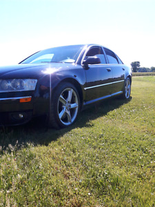 2008 audi A8 (MINT CONDITION) (SAFTIED/E-TESTED)