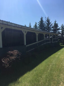 80 acres with 14x70 mobile home