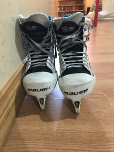 Bauer Reactor 2000 Senior Goalie Skates