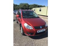 2007 57 Suzuki SX4 1.6 GLX Petrol 4x4 5 Speed Manual