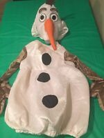 TODDLER 3-4 OLAF FROZEN COSTUME