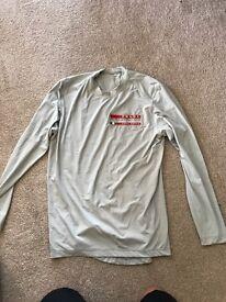 Prada Men's Rash Vest Long Sleeve