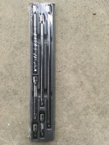 """SNAP ON 1/4"""" Wobble Extensions"""