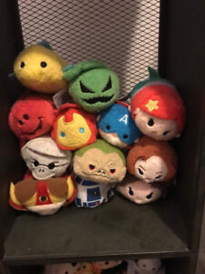 Disney Tsum Tsums and stand