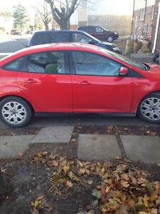 2013 Ford Focus Sedan - looking for a truck