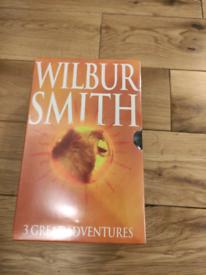 Wilbur Smith books adventure books