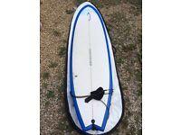 "7.0"" minimal surfboard"