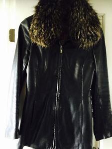 Danier Leather winter coat