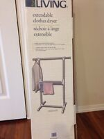 Extendable Clothes Dryer / Drying Rack