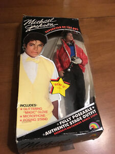 Michael Jackson doll - new