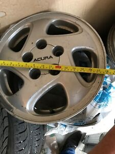 Rims for sale - Set of 4 Strathcona County Edmonton Area image 1