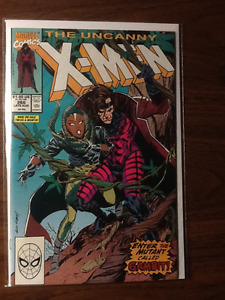 Uncanny X-Men Comics For Sale! Including 1st app of Gambit!!