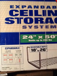 Expandable Ceiling Storage System for SALE! Kitchener / Waterloo Kitchener Area image 2