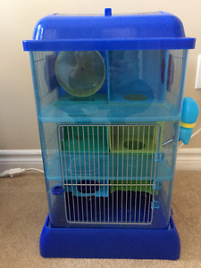Multi Level Hamster/Mouse cage