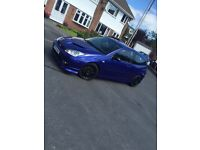 Ford Focus ST170 in Imperial Blue