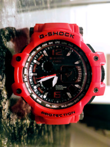 """Casio  """"Nearly New"""" G-Shock Watch High Impack,Water Resistant"""