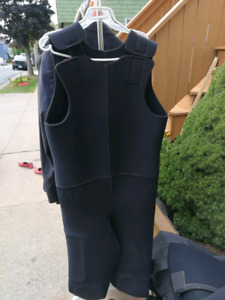 Amazing Quality, Cold Water Diving Suit