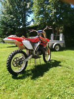 cr250r *mint condition*