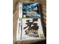 Pokemon white+Black 2 SWAP FOR Pokemon x or y