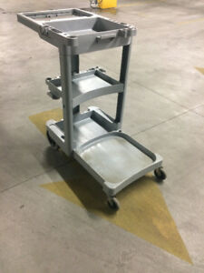 Rubbermaid Janitorial Cart